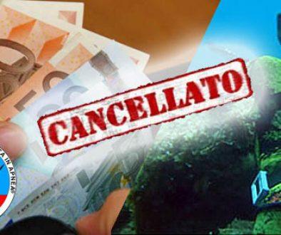 licenza pagamento cancellata FIPIA